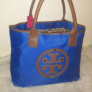 New!💫Tory Burch Large Cancas Tote!💫